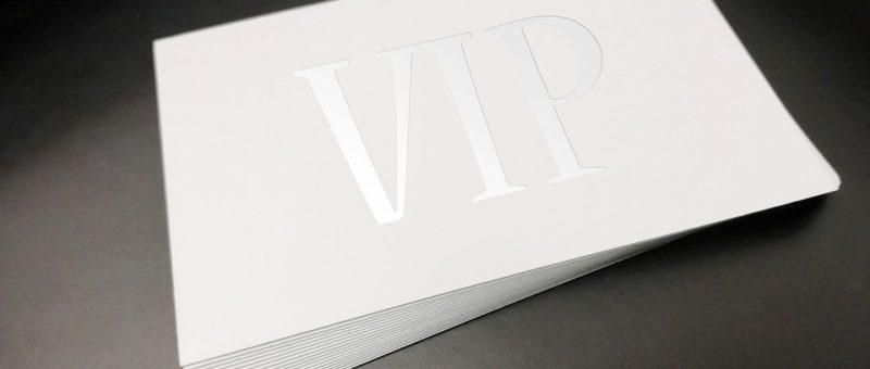 Tarjetas de visitas, tipos de papel imprenta offset