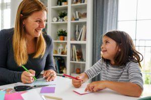Escritura creativa con niños mientras #NosQuedamosEnCasa