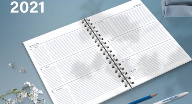 Imprentas para Empresas: Agendas y Calendarios | Imprentas en Madrid