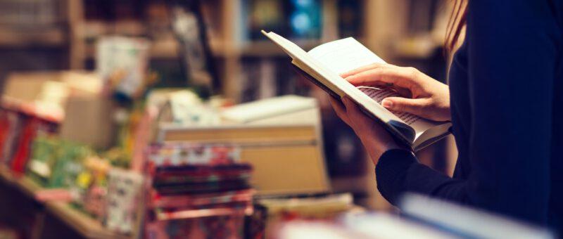 Libros y Día de las Librerías | Imprenta Editorial Imprentas en Madrid